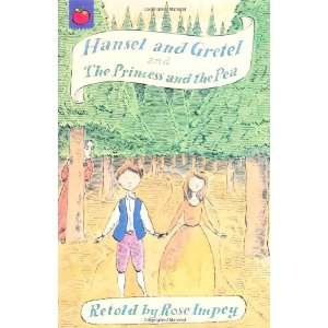 Hansel and Gretel (Fairy Tales) (9781841215785) Rose Impey Books