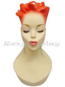 Mannequin Head Bust Vintage Wig Hat Jewelry Display #Y4