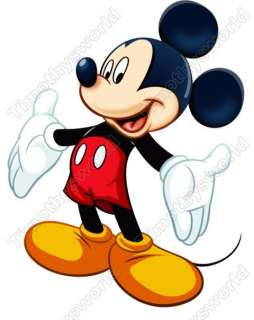 Mickey Mouse Iron on Transfer #16