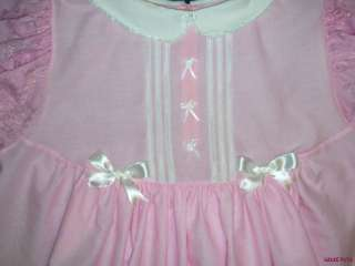 Adult Baby Sissy HAPPY BIRTHDAY TRIO Dress Set w/Removable Bodice