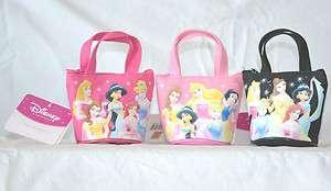 Mini Coin Purse Wallet   Belle, Jasmine, Cinderella, Ariel