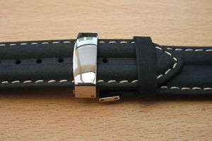 Deployment Clasp S/Steel. Convert leather straps.