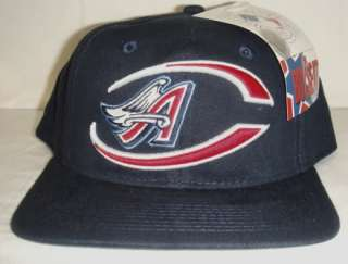 Los Angeles Angels of Anaheim Flat Bill Snapback Cap