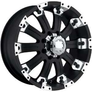 Ultra Wheels Type 227/228 Mammoth RWD Matte Black   20 X