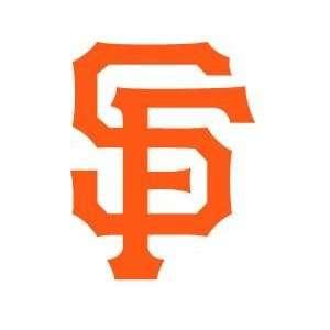 San Francisco Giants Full Size Helmet 3M Decal Sticker