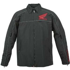 JOE ROCKET HONDA RED RIDER JACKET BLACK/RED MD Automotive