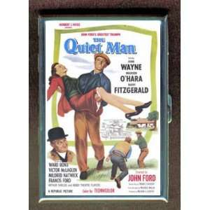 JOHN WAYNE THE QUIET MAN 1957 ID CIGARETTE CASE WALLET