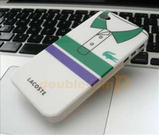 Shirt Hard Cover Case for iPhone 4 4G LC 2