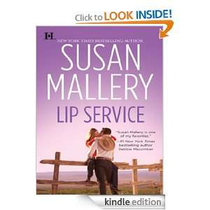 Lip Service (Lone Star Sisters): Susan Mallery:  Kindle