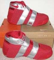New NIKE AIR ZOOM 20 5 5 Lebron James Shoes Mens Sz 15