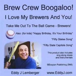 Brew Crew Boogaloo Eddy J. Lemberger Music