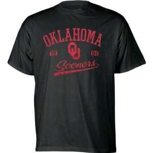 Oklahoma Sooners Black Priceless T Shirt Sports