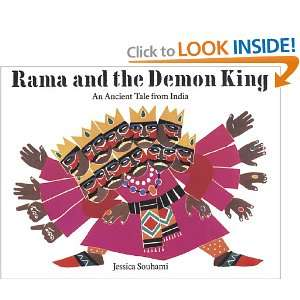 Rama & the Demon King Big Book (Big Books) Jessica Souhami