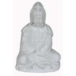 Porcelain Statue / Kwan Yin Everything Else