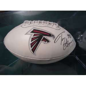 Tony Gonzalez Signed Autographed Football Atlanta Falcons Coa