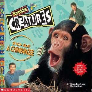 Kratts Creatures) (9780590067430): Chris Kratt, Martin Kratt: Books