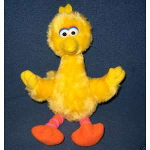 Sesame Street Big Bird Deluxe Plush Toy Toys & Games