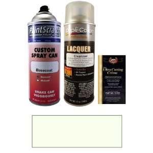 12.5 Oz. Satin White Pri Metallic Spray Can Paint Kit for