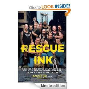 Rescue Ink: Tough Guys on a Mission to Keep Our Animals Safe: Rescue