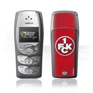 Design Skins for Nokia 2300   1. FCK Logo Design Folie