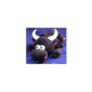 Howlers Singing & Dancing Plush Black Bull Toys & Games