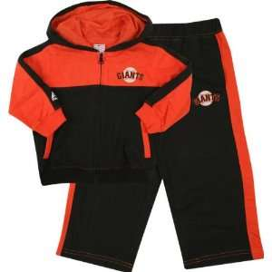 Baby Infant San Francisco Giants Hood Jacket Pants