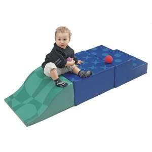 Steps n Slide Play Center Tiny Tot Modules by WESCO: