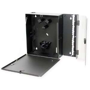 WCH 04P   Corning WCH Wall Mount Housing for 4 CCH Panels: Electronics