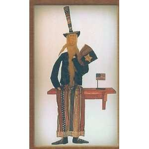 Uncle Sam Pattern Arts, Crafts & Sewing