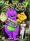 Barney & Friends   Songs From The Park (DVD, 2003)