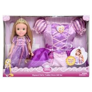 Disney Princess Toddler Doll & Dress Combo Aurora Toys & Games