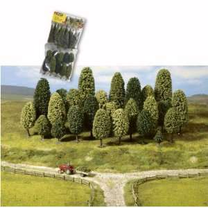 Noch 32601 Deciduous Trees (10): Toys & Games