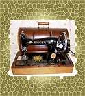 1948 Singer model 99 Hand Crank Sewing Machine Indian Star variant