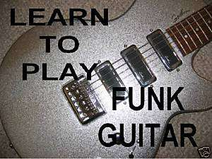 Learn Funk Guitar DVD Video Lessons. Be A Solid Player.