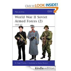 World War II Soviet Armed Forces (2) 1942#43 (Men at Arms) [Kindle