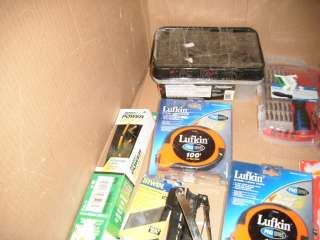 ASSORTED WHOLESALE LOT OF VARIOUS NAMEBRAND TOOLS