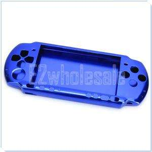 Aluminum Metal Protective Hard Case Cover Shell for SONY PSP3000 PSP
