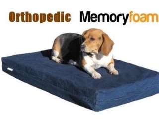 HEAVY DUTY WATERPROOF COMFORT PET DOG BED MEDIUM LARGE