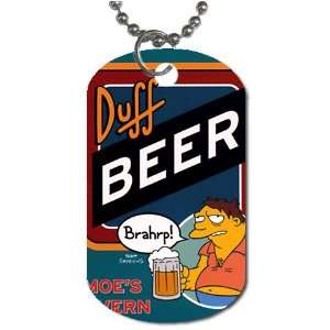 buff Beer Brahrp DOG TAG COOL GIFT