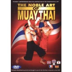 The Noble Art.of.Muay.Thai * DVD * In Thai, English, French, German