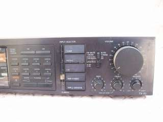 This auction is for a Onkyo Quartz Synthesized Tuner Amplifier TX 80