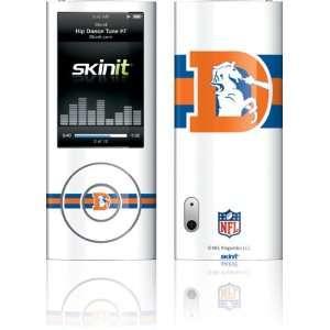 Denver Broncos Retro Logo Flag skin for iPod Nano (5G) Video