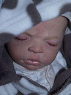 PRECIOUS~DREAMS Reborn TWIN PREEMIE Newborn Baby BOY Doll by RUTH