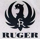 RUGER FIREARMS LOGO DECAL/STICKER 5 X 3.75