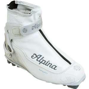 Alpina S Combi Classic Combi Boot   Womens Pearl White