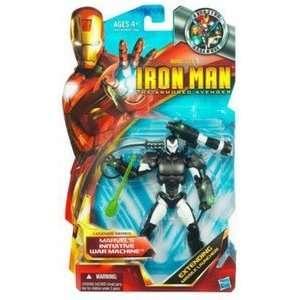 Iron Man 6 Action Figure Initiative War Machine Toys