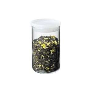 Bodum 20oz Yohki Glass Storage Jar with Milk White Lid