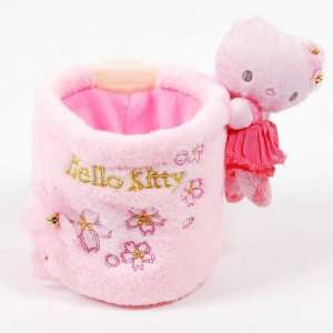 Hello Kitty Auto Car Vent Mount Container Pink: Baby