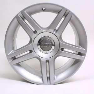 17 Inch Audi A4 2005 2011 Silver Oem Factory Wheel #58788