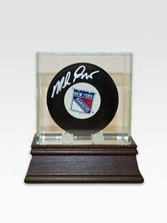 Steiner Sports   Mike Richter Autographed New York Rangers Hockey Puck